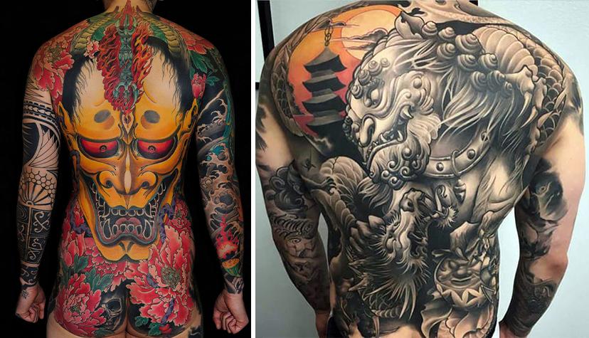 Styl Tatuaż Oriental