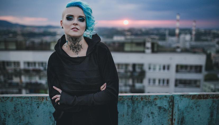 Ewa Piegrzyk Kotamina Tatuażysta z Bielsko Biała