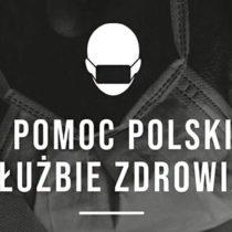 Tatuażyści szyją maseczki Na pomoc Polskiej Służby Zdrowia w trakcie Epidemii Koronawirusa.