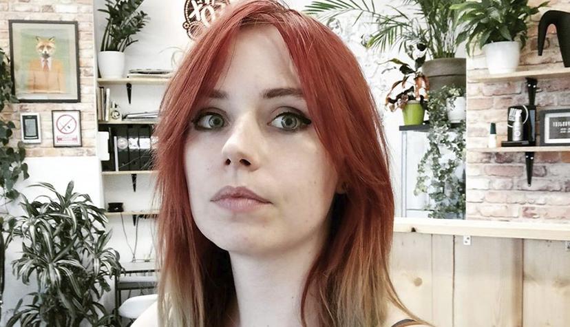 Tatuażysta Agnieszka Matykiewicz Gnieszka zmiasta Wrocław zestudio tatuażu Miejska Dżungla Tattoo.