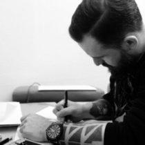 Tatuażysta Bartek Pochowski z miasta Gdańsk ze studio tatuażu Tat Studio Gdańsk