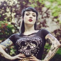 Tatuażysta Joahannah z miasta Łódź ze studio tatuażu Lunar Ink