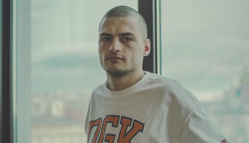 Tatuażysta Kacper Wade Samborek zmiasta Kraków zestudio tatuażu Kult Tattoo Fest