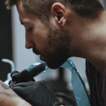 Tatuażysta Michał Hary Tattoo z miasta Kraków ze studio tatuażu Kult Tattoo Fest