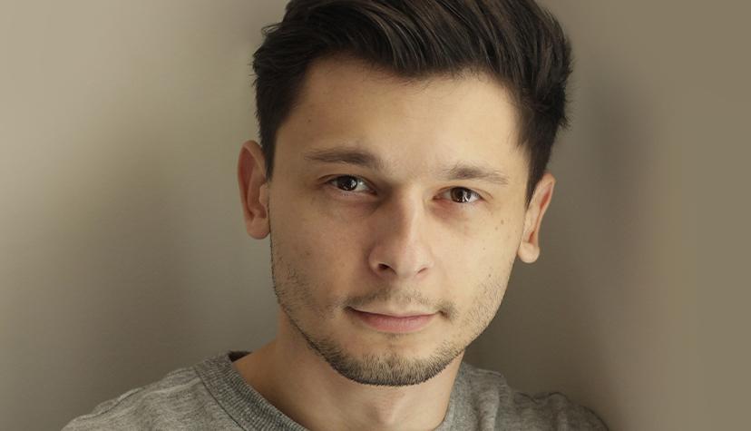 Tatuażysta Taras Boychik Kruk zmiasta Łódź zestudio tatuażu Sigil Tattoo 2