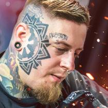 Tatuażysta Jacek Jack Gałan z miasta Szczecin ze studio tatuażu Jack Galan Art