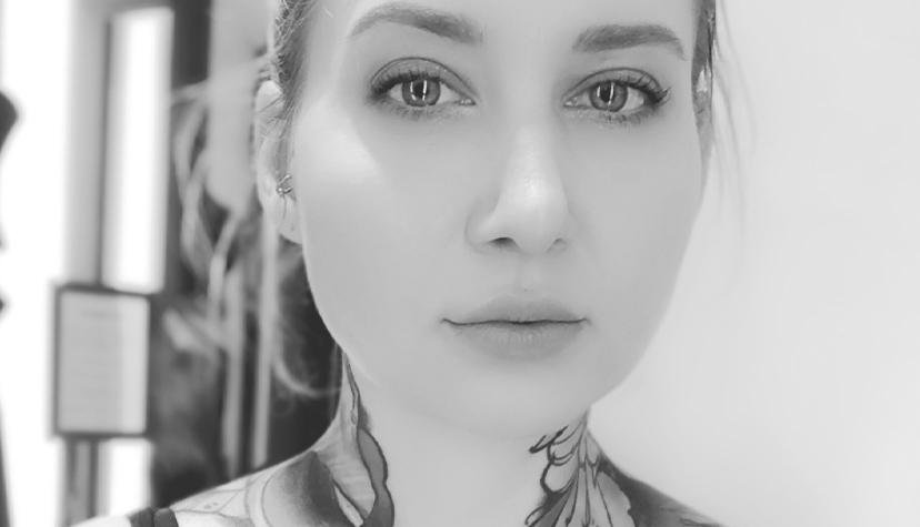 Tatuażysta Marta Szumigaj zmiasta Łódź zestudio tatuażu Atramenta Tattoo