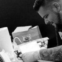 Tatuażysta Davee Blowsk z miasta Warszawa